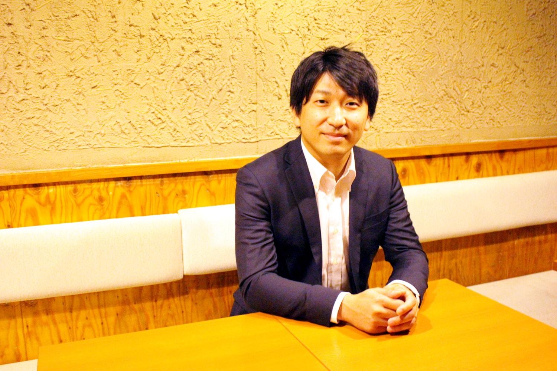 株式会社丸山製麺 取締役 丸山晃司さん