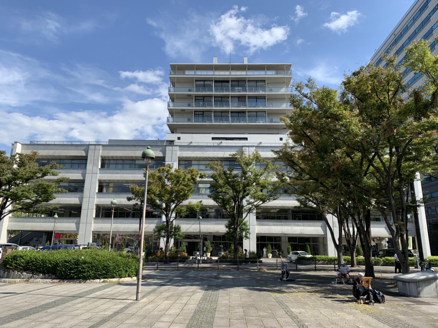山下公園・横浜港のすぐ近くです。