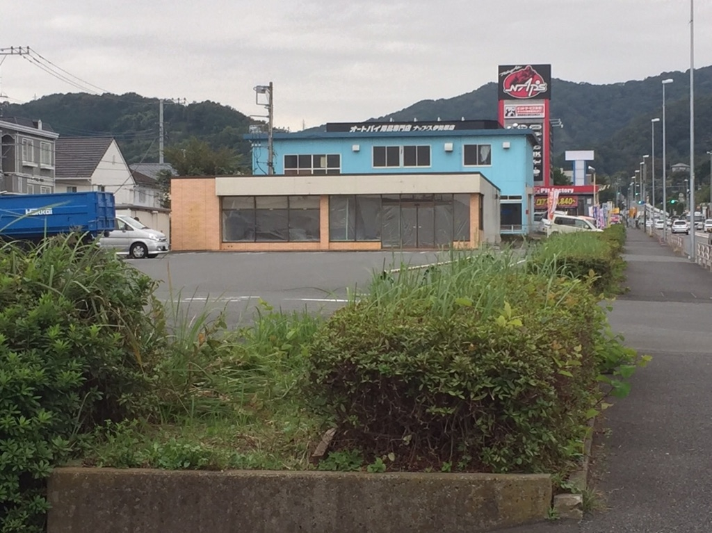 鶴巻温泉の店舗物件