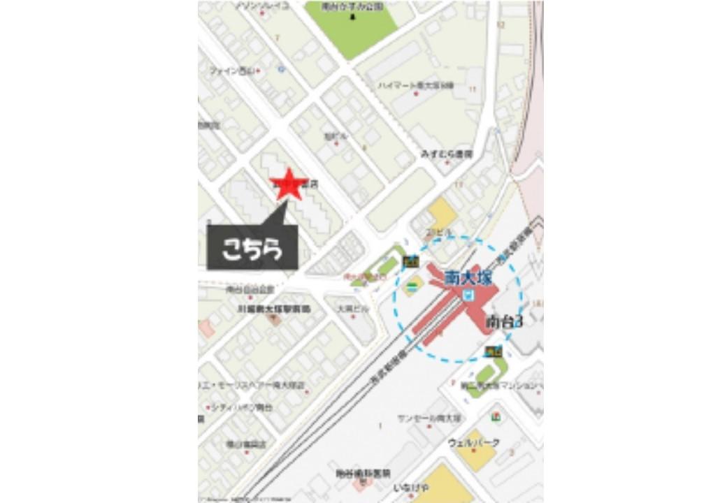 南大塚の店舗物件