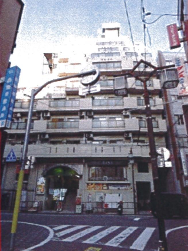 蒲田の店舗物件