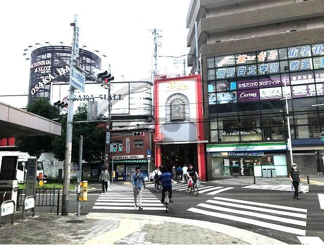 駒川中野の居抜き物件