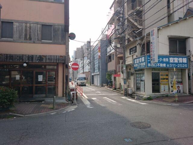 横浜の店舗物件