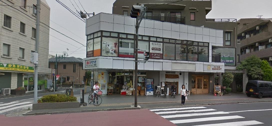 綱島の店舗物件