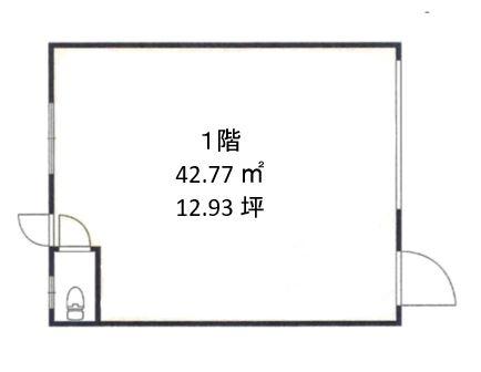 志村三丁目の居抜き物件