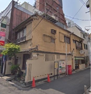 上野広小路の居抜き物件