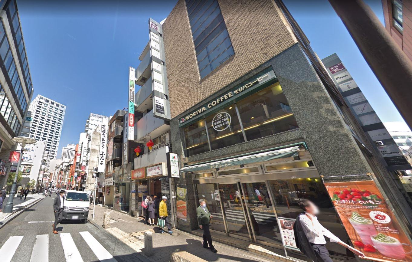赤坂見附の店舗物件