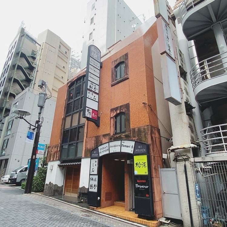 赤坂見附の居抜き物件